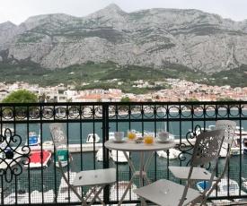 ctma292 Apartment in the center of Makarska for 3 + 1 persons